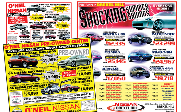 Car Dealer Ads May