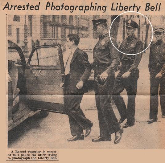 Liberty Bell Arrest